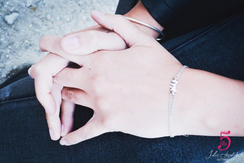bracelet-argent-noeud