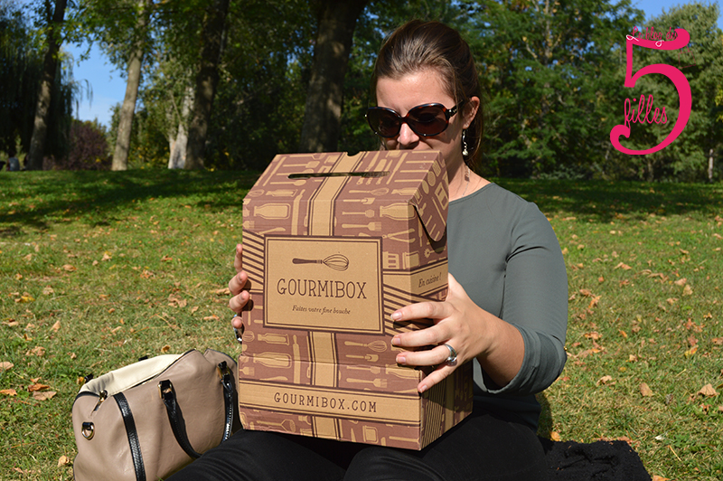 Boite - GOURMIBOX