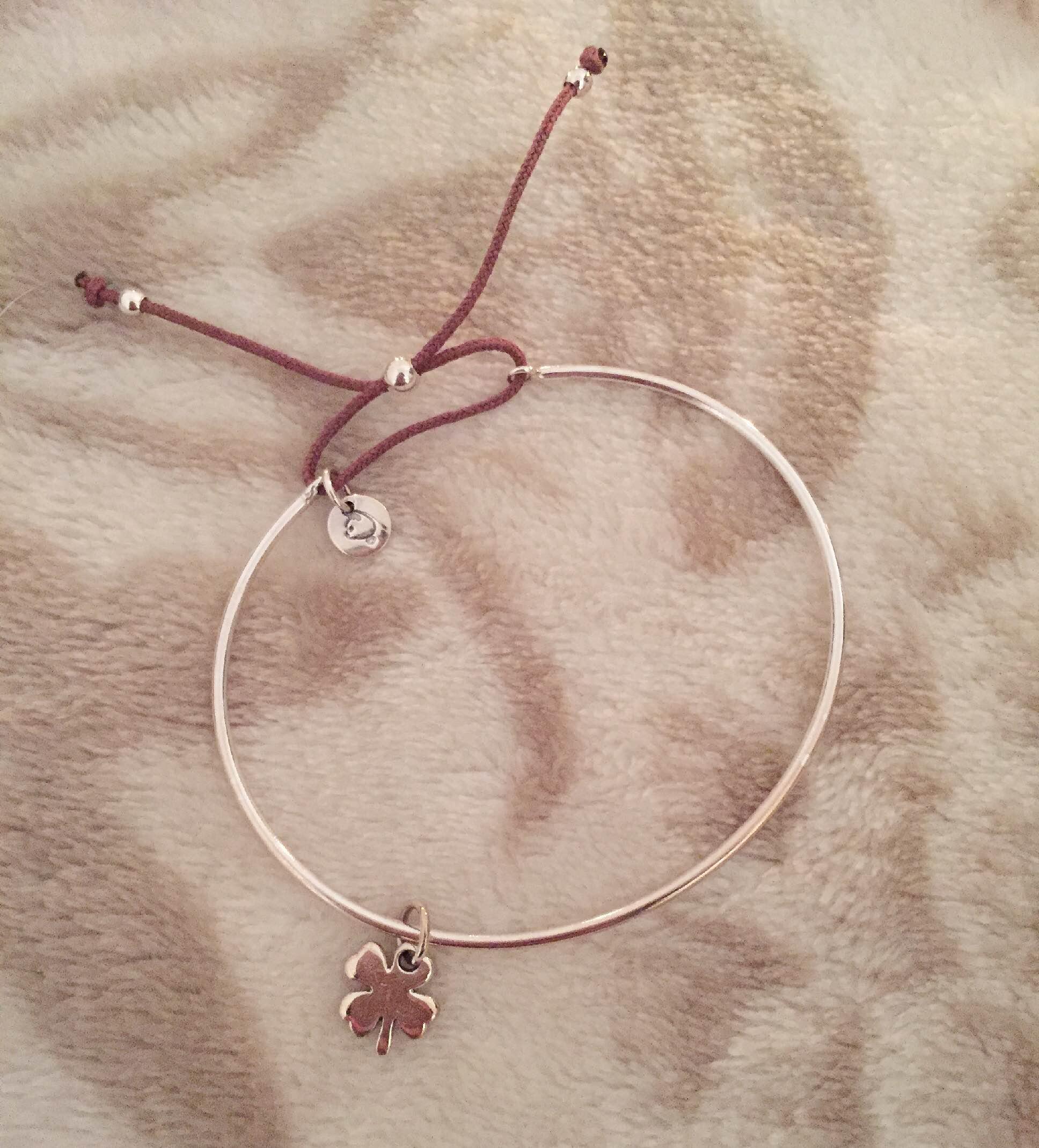 bracelet-argent-cuir