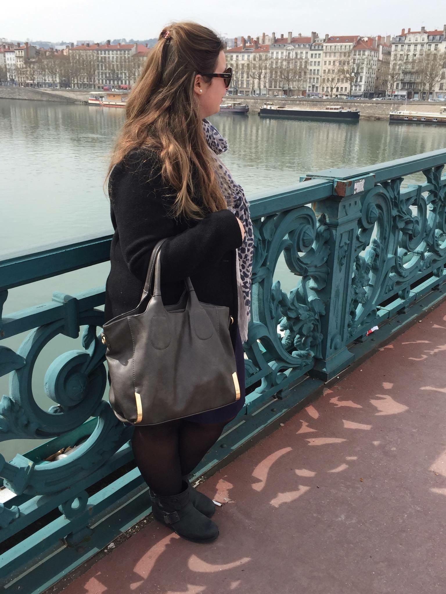 Lyon sac porté