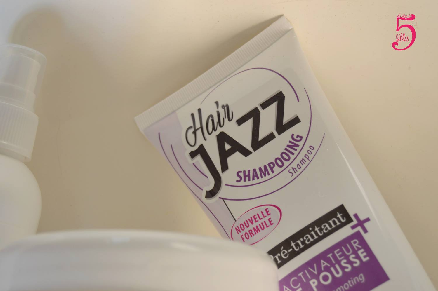 Shampoing HAIR JAZZ