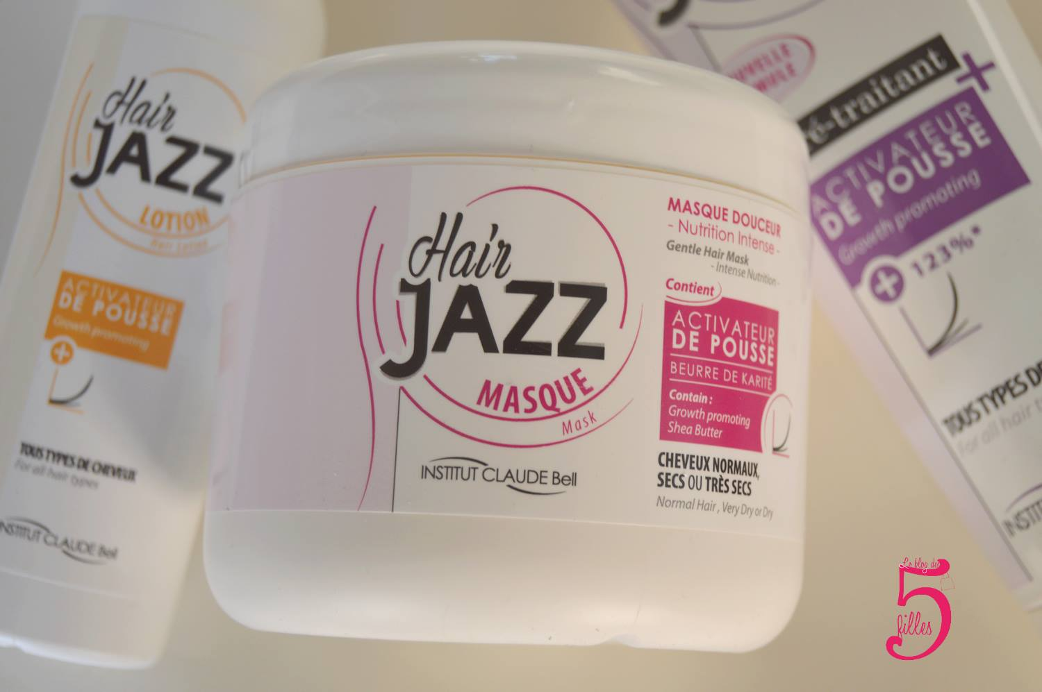 Masque HAIR JAZZ