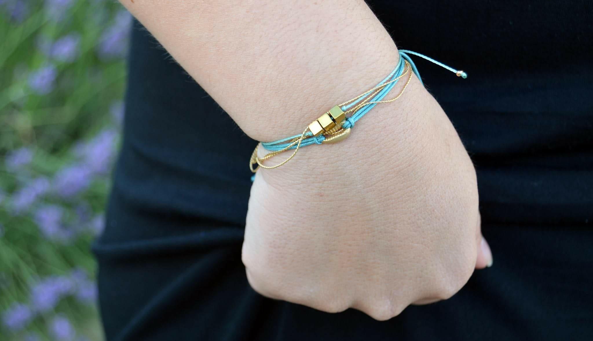 Milkiwi -bracelet océan