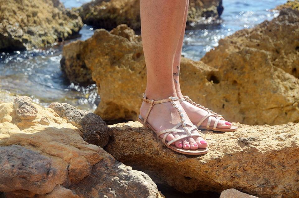 mes sandales cendryon 2