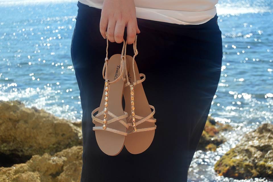 mes sandales cendryon