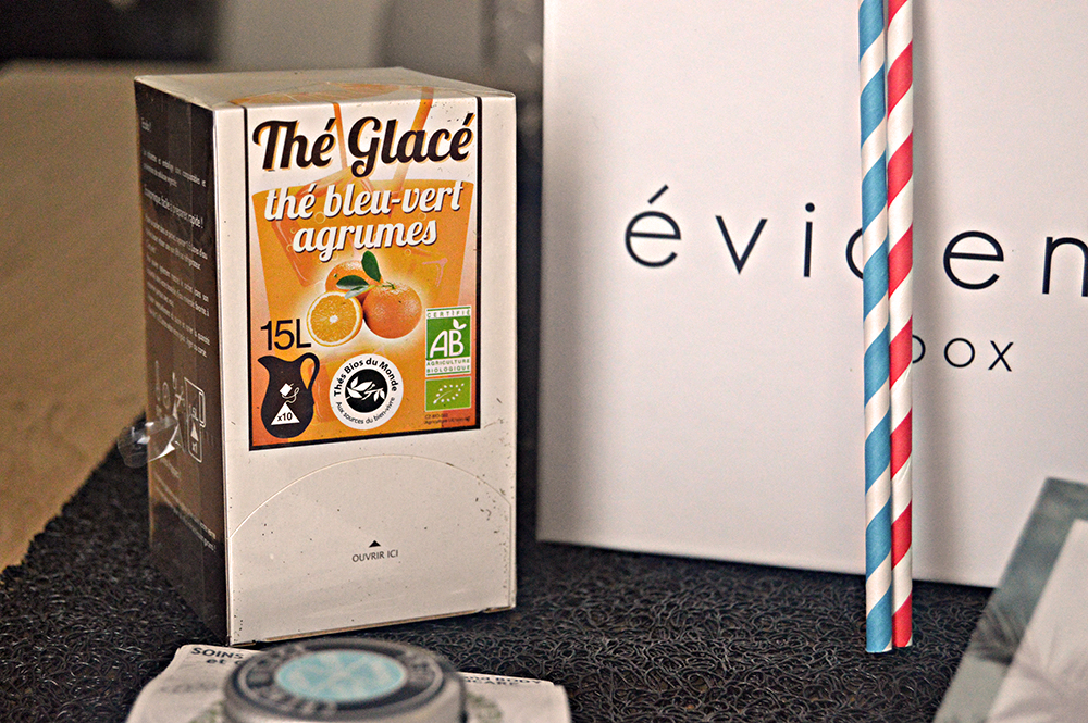 Nouvelle box beaut bio vidence box le blog des 5 filles - Meilleures box beaute ...