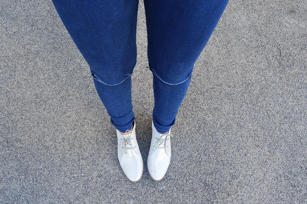 shoes-argent