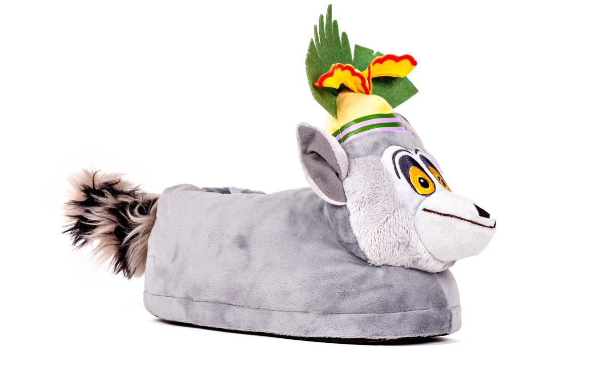chaussons-dreamworks-madagascar-king-julian-le-lemurien-sleeperz-2107-PA