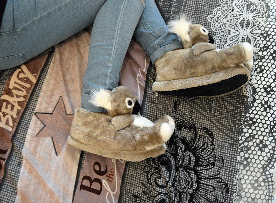 chaussons-koala-mignons