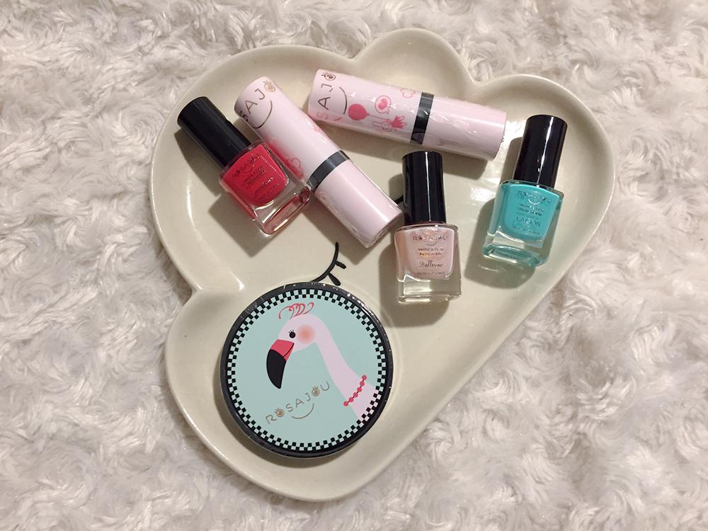 maquillage pour petites filles ROSAJOU