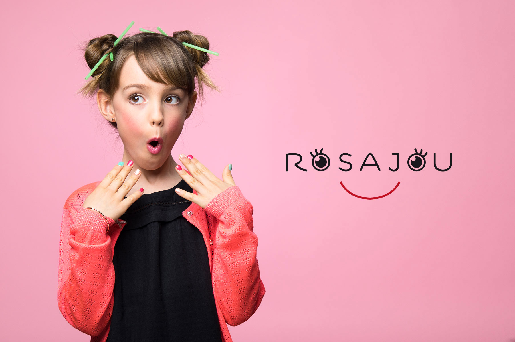 rosajou, marque de maquillage pour petites filles