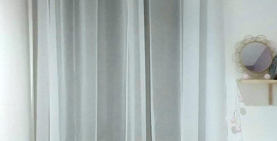Mes nouveaux rideaux pour une nouvelle décoration de chambre | Le ...